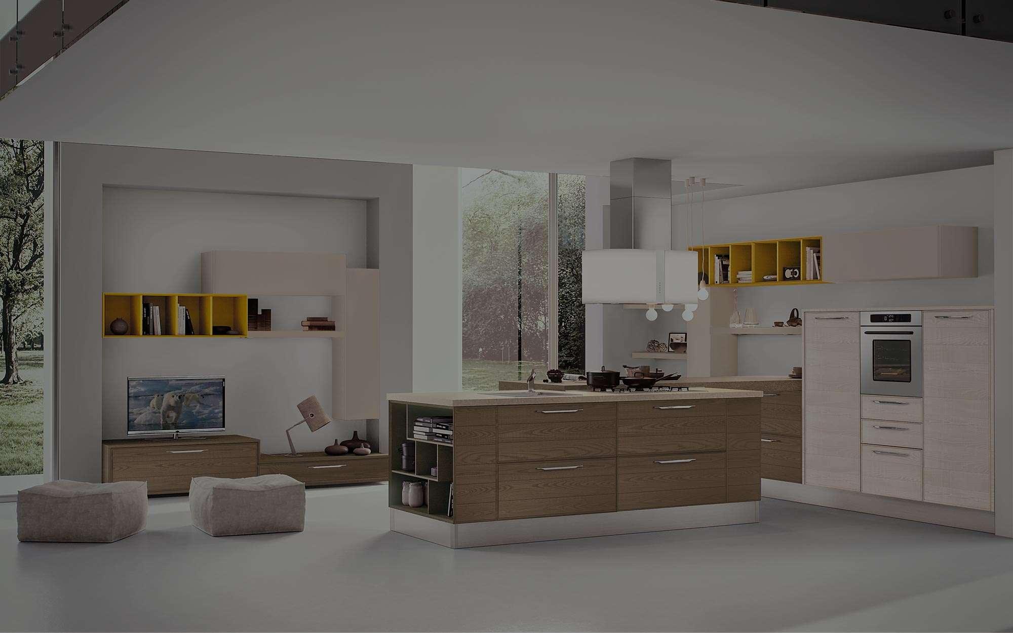 Cucina Adele Lube - Mondo Cucina