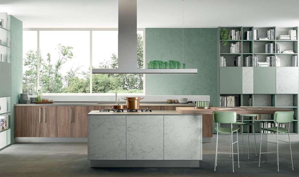 Come organizzare il cassetto delle posate_Modello cucina Immagina Plus_1