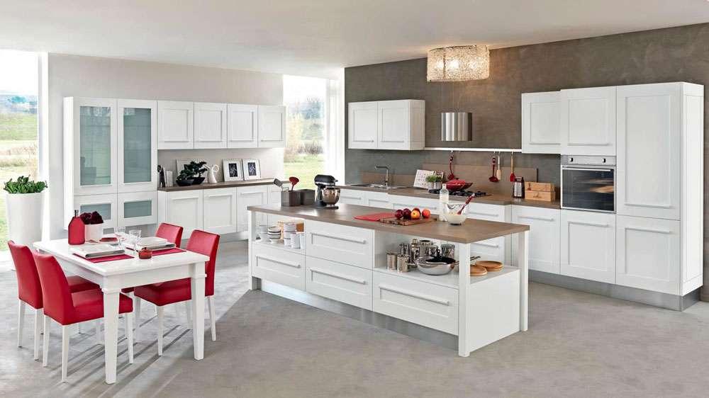 Pavimento senza fughe per cucine moderne e di design3
